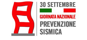 Prima Giornata Nazionale della Prevenzione Sismica: Domenica 30 Settembre 2018